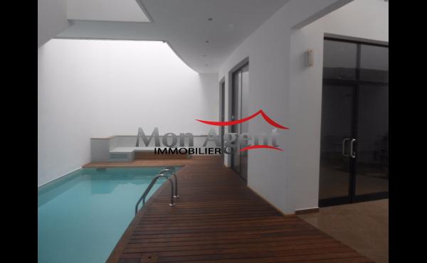 Villa piscine a louer sicap keur gorgui Dakar