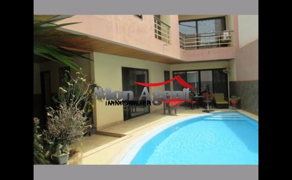 Villa piscine Meublé Ngor almadies