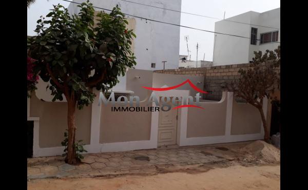 Villa basse a vendre cité CPI Dakar