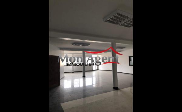 Plateau de bureau à louer Dakar à la Cité keur gorgui
