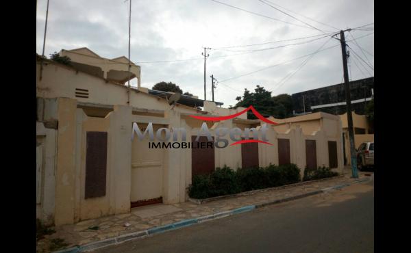 Maison vendre dakar sicap karack agence immobili re au for Acheter maison senegal