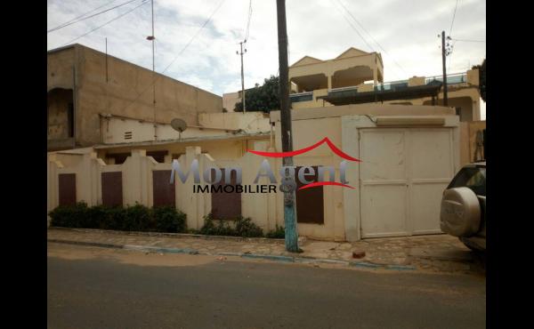 Maison vendre dakar sicap karack agence immobili re au for Acheter une maison au senegal dakar