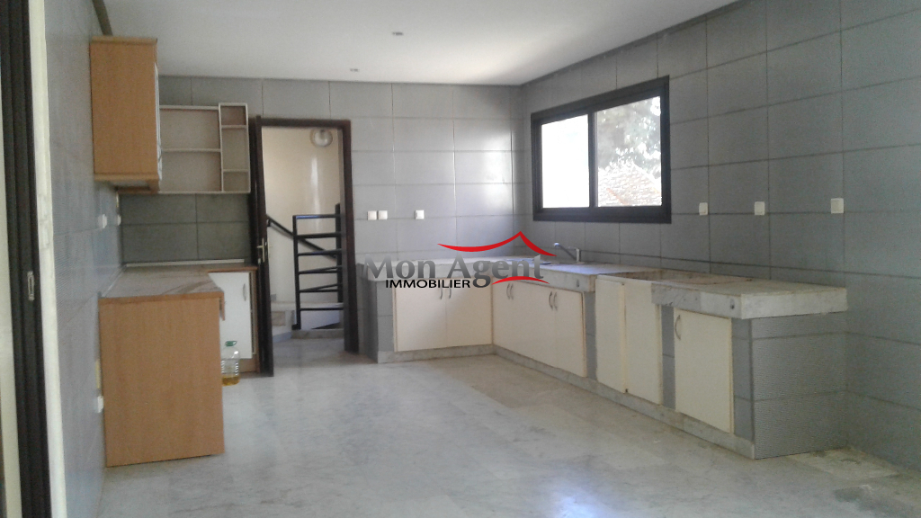 Location villa dakar agence immobili re au s n gal for Agence immobiliere dakar