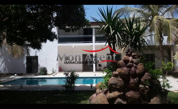 Villa piscine à louer Dakar