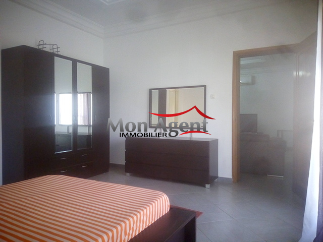 Location appartement meubl agence immobili re au s n gal for Appartement meuble a dakar