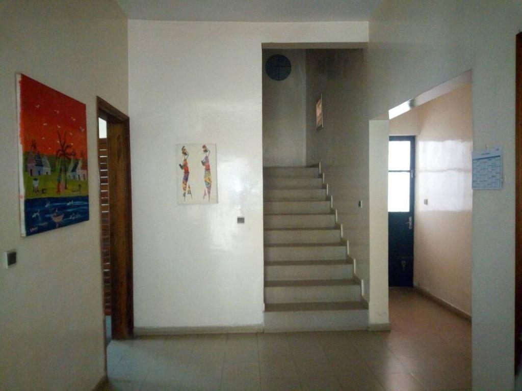 maison  a louer avec jardin mamelles Dakar 2