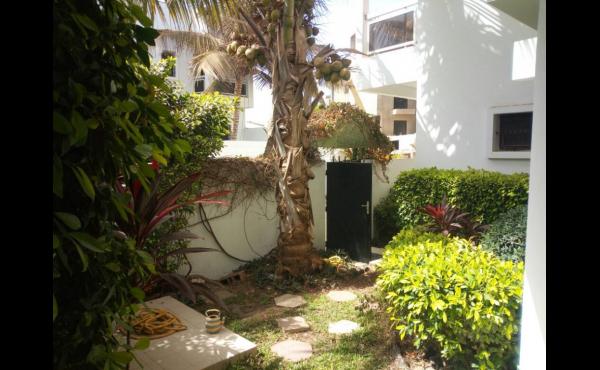 Villa jardin Ngor Almadies a louer