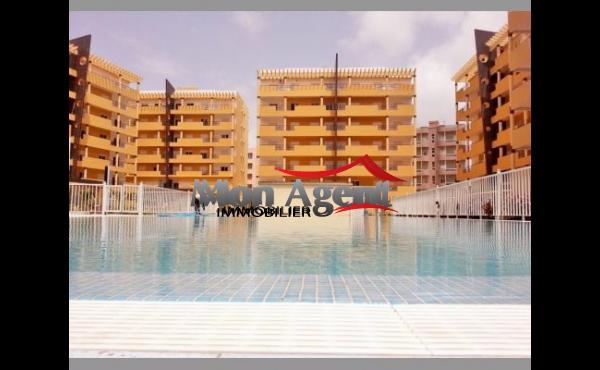 Appartement piscine Hann Mariste à louer Dakar