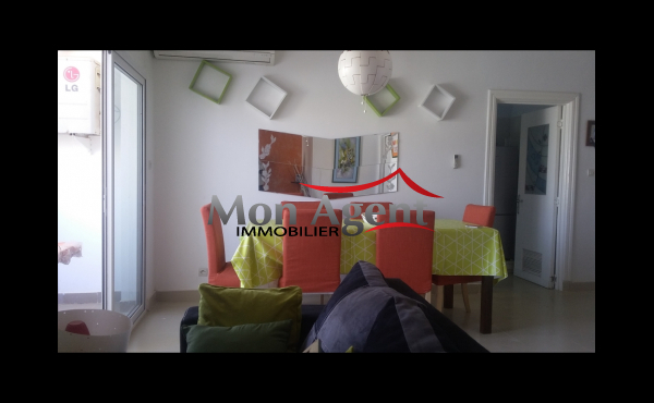 Appartement meublé en location Almadies