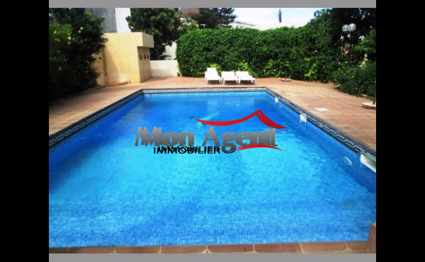 Appartement Piscine Mermoz Dakar