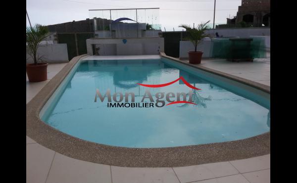 Duplex à louer Almadies Dakar