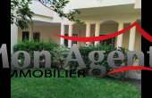 VV081, Villa jardin a vendre Mermoz Sénégal