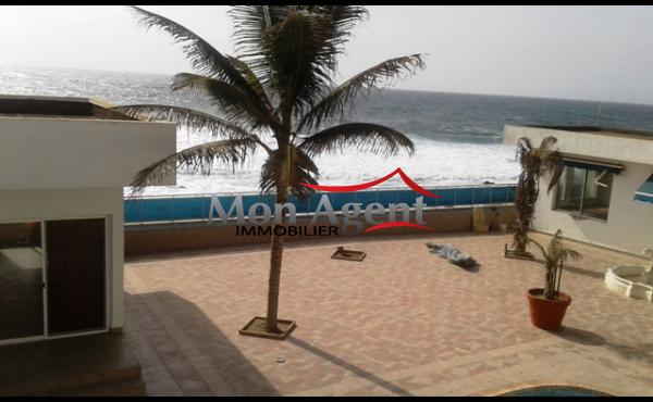 Villa piscine à vendre Dakar Yoff