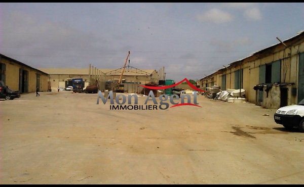 Location hangar Dakar Hann bel air