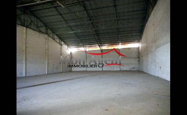 Hangar à louer Hann Bel air Dakar