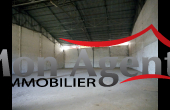 HL012, Hangar à louer Hann Bel air Dakar