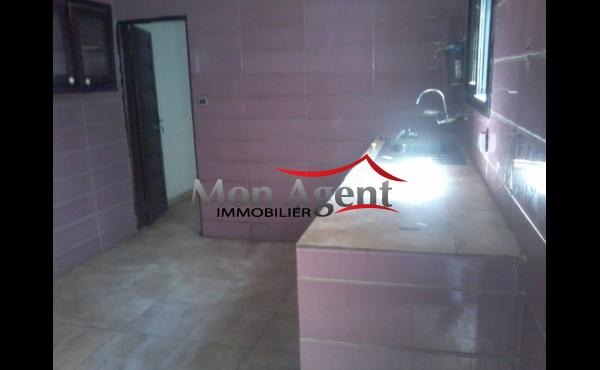 Location appartement RDC Sicap foire