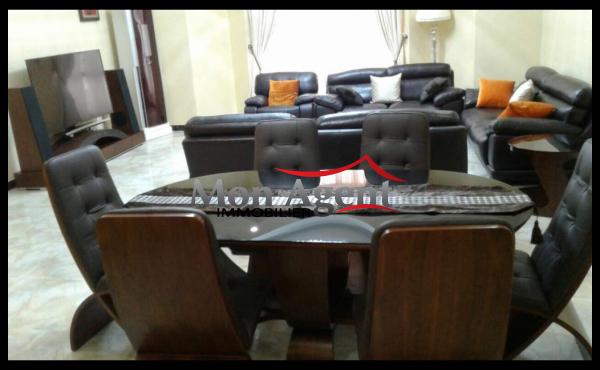 Villa meublée à louer Dakar Ngor