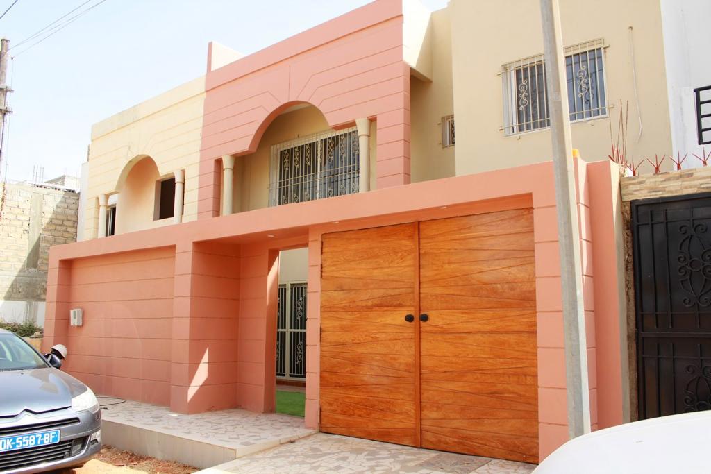 Maison de ville mamelles Dakar monagentimmo.net 1