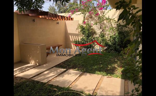 Appartement Rez de Jardin Fann Residence Dakar