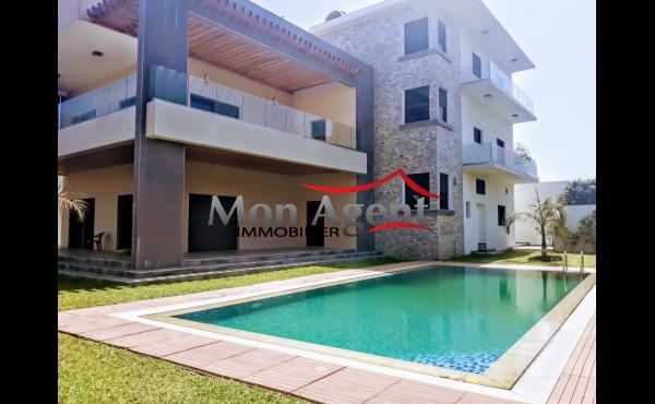 Villa de prestige Almadies Dakar