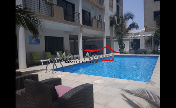 Furnish Pool Appartement Almadies Dakar