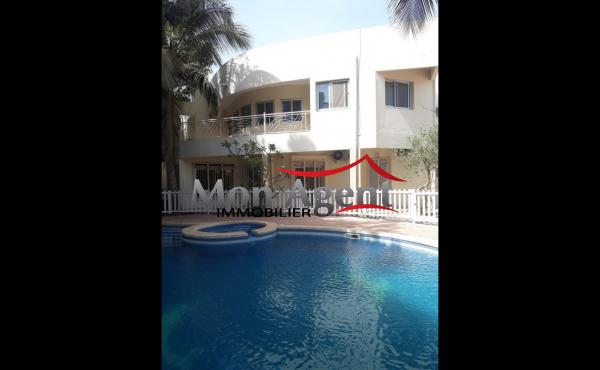 Maison piscine Almadies Dakar - Senegal
