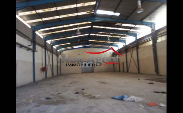 Location hangar Dakar
