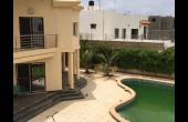 VL382, Luxueuse Villa piscine a louer au mamelles Dakar