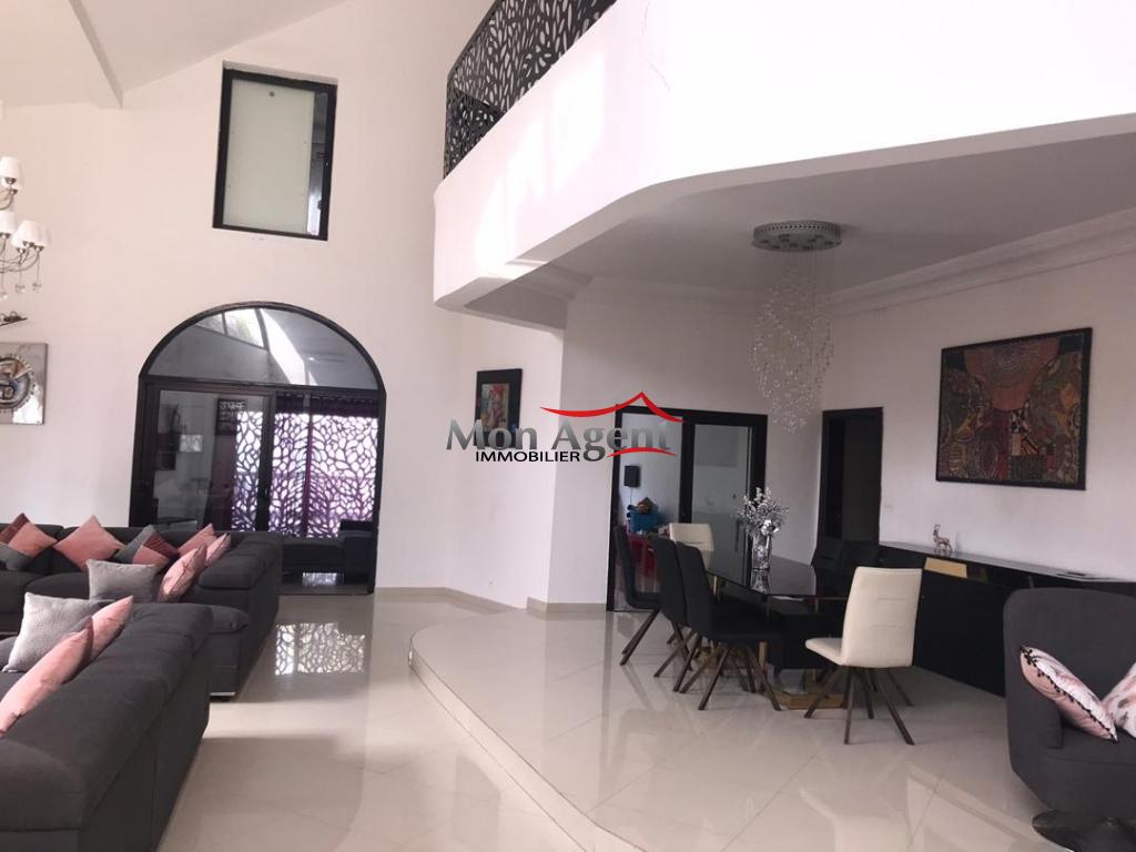 Villa Piscine a vendre Almadies Dakar10