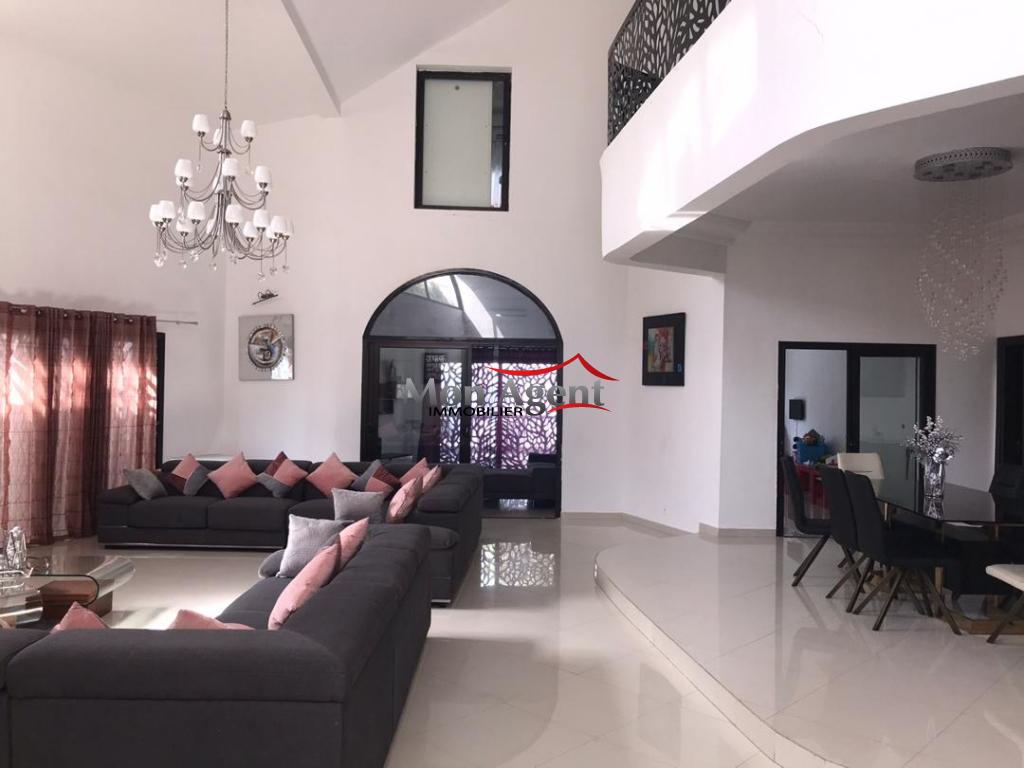 Villa Piscine a vendre Almadies Dakar3
