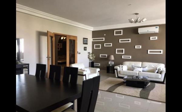 Appartement haut standing meublé à louer Almadies