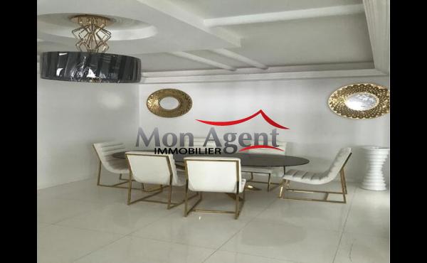 Villa meublée à louer Almadies Dakar