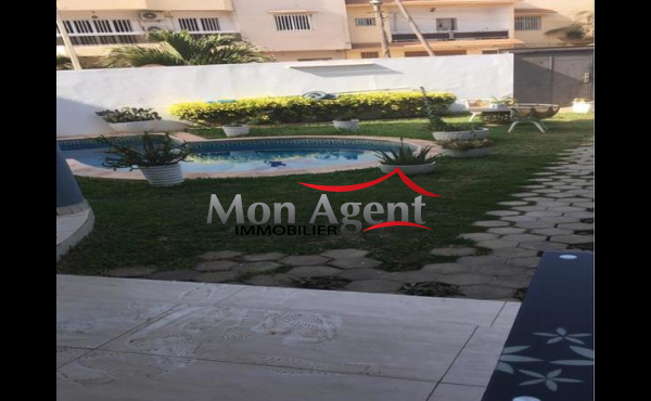 Villa meublée en location Virage Dakar