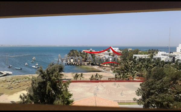 Appartement vue/mer à louer Hann Marinas Dakar