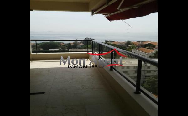 Appartement vue sur mer à louer Dakar Plateau