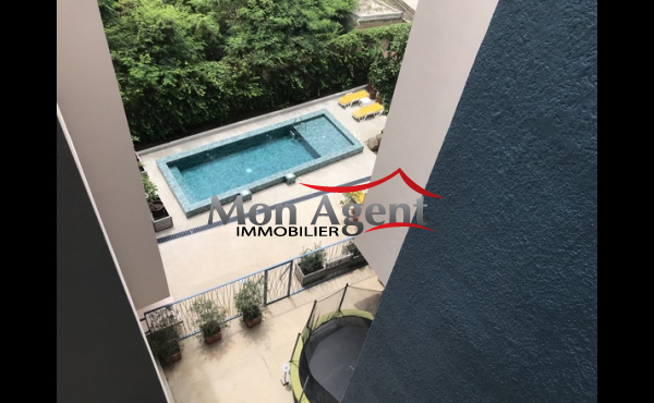 Appartement piscine à louer Dakar Almadies