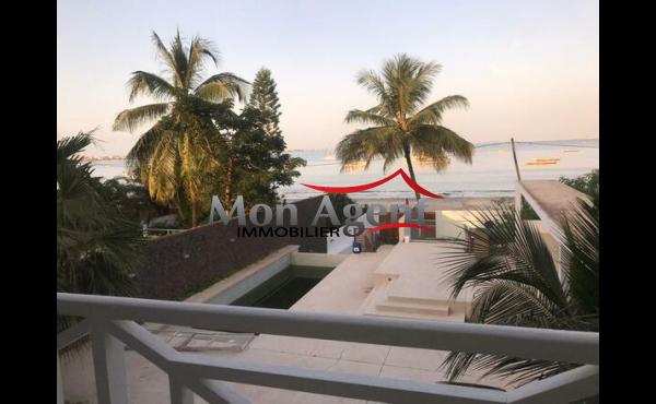 Villa piscine à louer Hann Bel Air Dakar