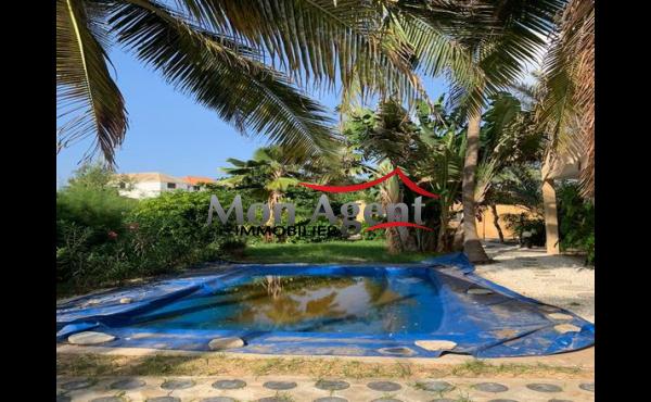 Villa basse avec piscine à louer Virage