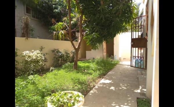 Location villa Cité keur gorgui Dakar