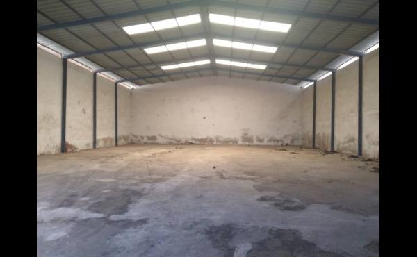 Hangar de stockage Dakar